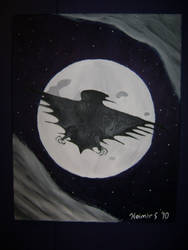 Eye of the Night by nortan
