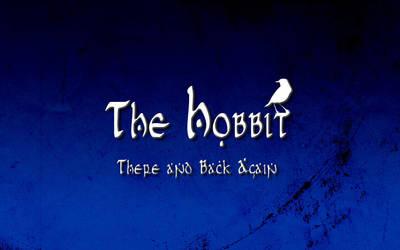The Hobbit-Wallpaper by nortan