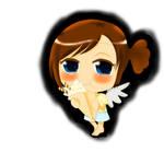 Chibi : N3RD by IceCremeCake