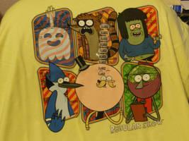 Regular Show T-Shirt by soniclover2468