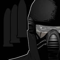 Gunner Icon by Dmeville