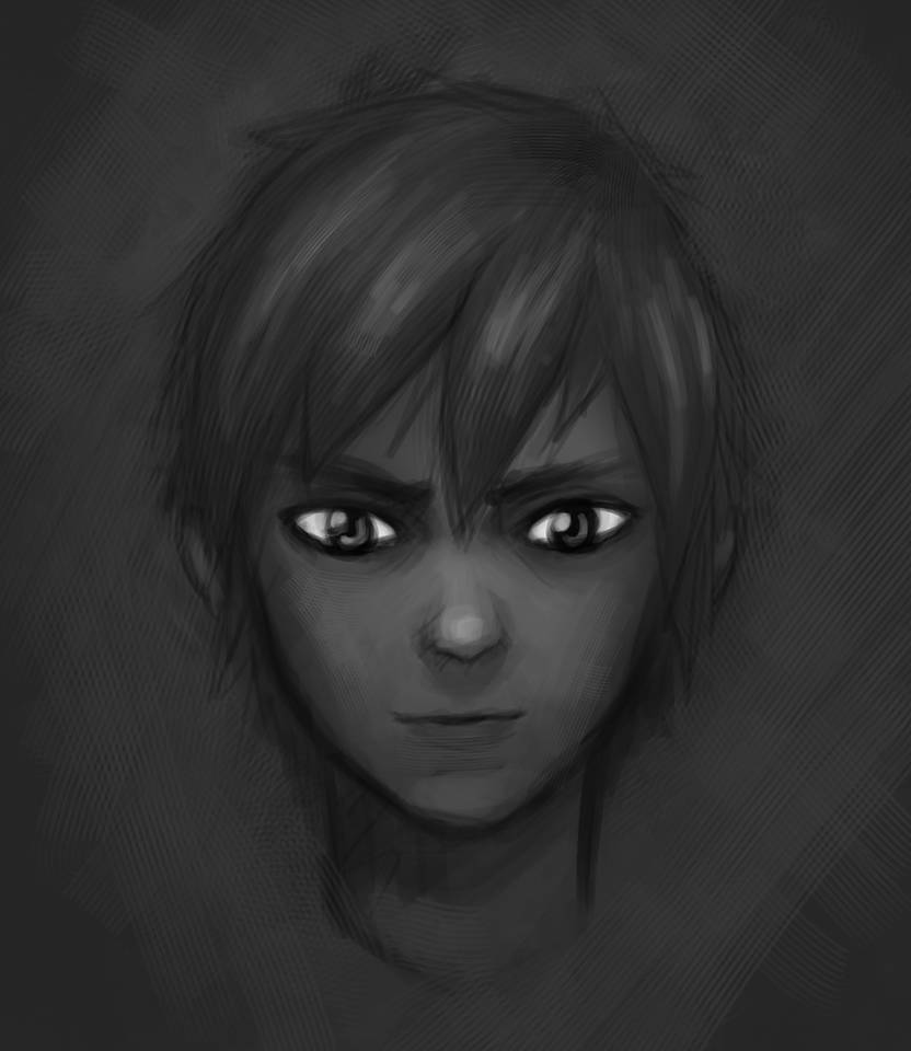 Character Face by Dmeville