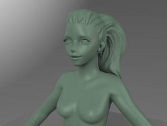 Zbrush Practice by Dmeville