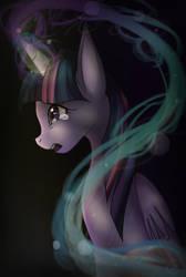 Sadness by starshame