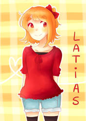 Latias by Latiasrojo99