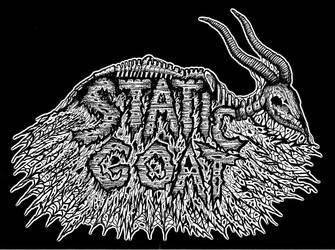 Logo Static Goat by LucianaNedelea