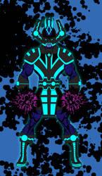 Negus v2 - alternate color scheme by UrsaMagnus