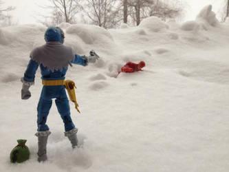 Flash Frozen by UrsaMagnus
