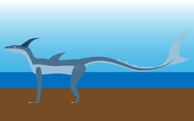 Shark Creature (WIP) by IxiusDarks