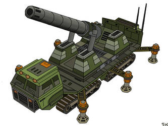 Nuke Cannon by sylergcs