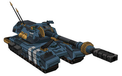 Claymore Cannon by sylergcs