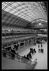 St Pancras International by Alex999