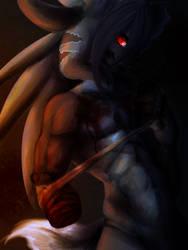 Pain Is Pleasure (ArtTrade) by SavageMew