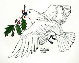 Christmas Card Design 2001 by NCWeber