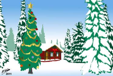 Christmas Card 2011 by NCWeber