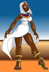 Kemet by zfates Colored by NCWeber