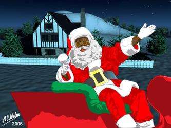 Christmas Card Design 2006 by NCWeber