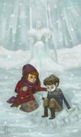 The Snow Queen by AlyssaTallent