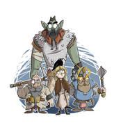 Company of the Rat by TemplarOfBacon