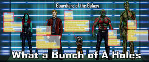 They call themselves the Guardians of the Galaxy by shumworld