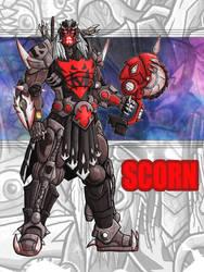 Surpeme Warlord Scorn by shumworld
