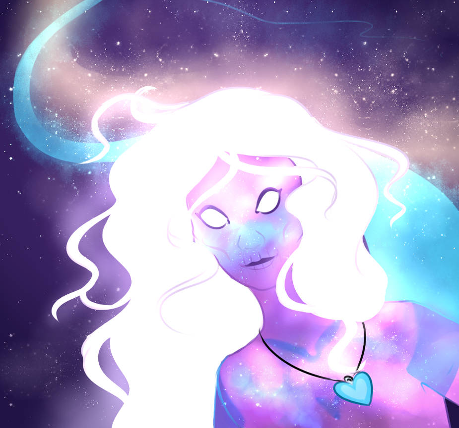 Cosmica Redraw by MajoraDrowned