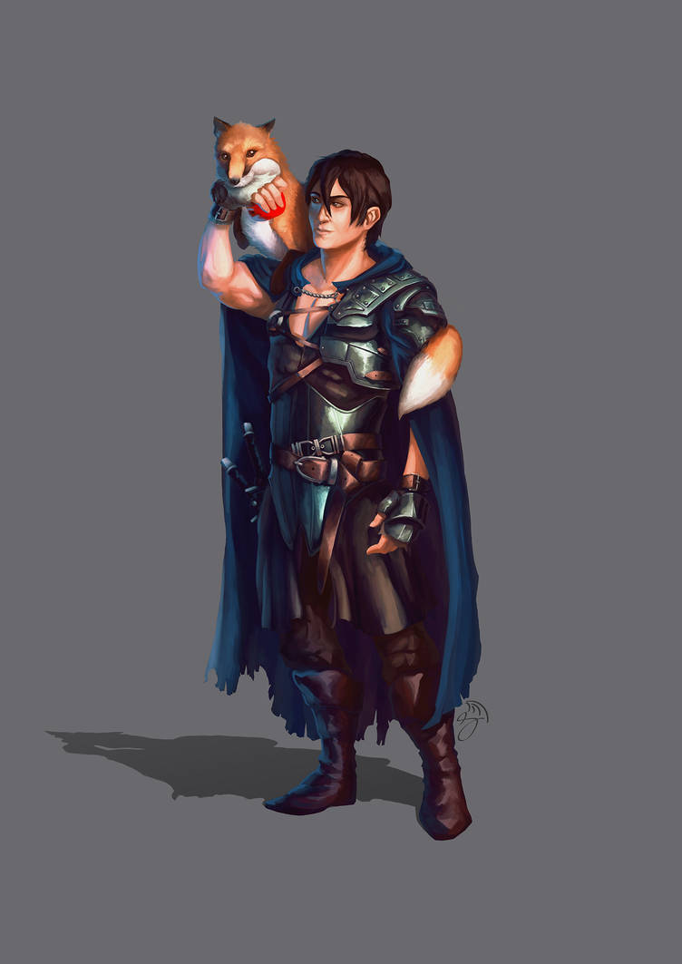Clyde, the Foxy Rogue by Snakebearer