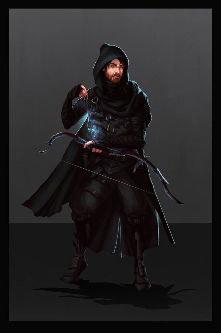 Rune, the Rogue by Snakebearer