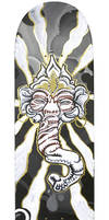 Oil and Ganesha by SteevCreeper