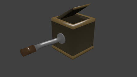 Jack in a Box (empty) by utube2