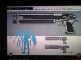 Nero's gun by Revanninja
