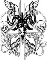 Satan by thewidowmaker