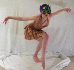 Masquerade XIV - Fly by BlooDoveStock