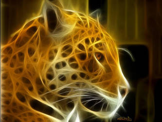 Mighty Leopard by GFX--Junkies