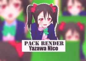 Pack Render - Nico by KKazuoi