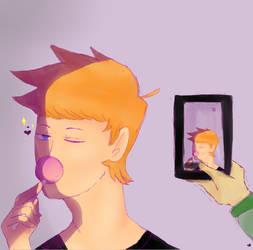 Lollipop Matt by NekokoV