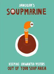 SOUPMARINE by laresistance