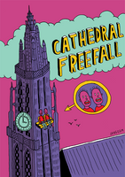 CATHEDRAL FREEFALL by laresistance