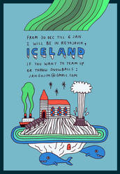 ICELAND ADVENTURES by laresistance