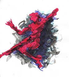 scribble by RubenVulpes