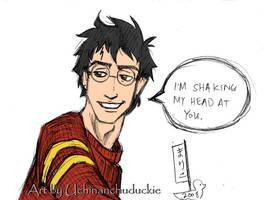 Mistful's Harry by UchinanchuDuckie