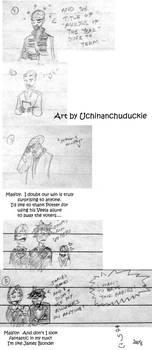Aurors of the Year by UchinanchuDuckie