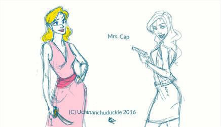 DA Muro Mrs Cap by UchinanchuDuckie