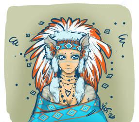 Ferre-shaman by little-devil-wpt