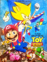 Super Smash Bros.: TOY STORY Toons by Namco-NintendoFan-88