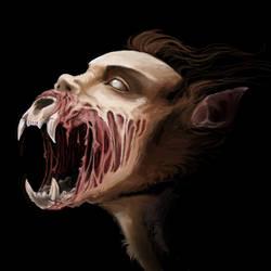 werewolf by Wouv