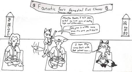 Fanatic Fox's Class by Bocaj-Claw