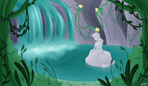 serenity falls by drawnbykenna