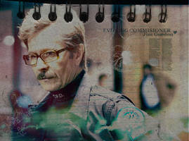 Jim Gordon by glassballerina