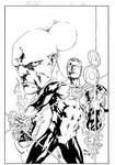 Daily Sketches Ivan Reis Green Lantern by fedde